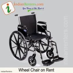 Wheel Chair On Rent