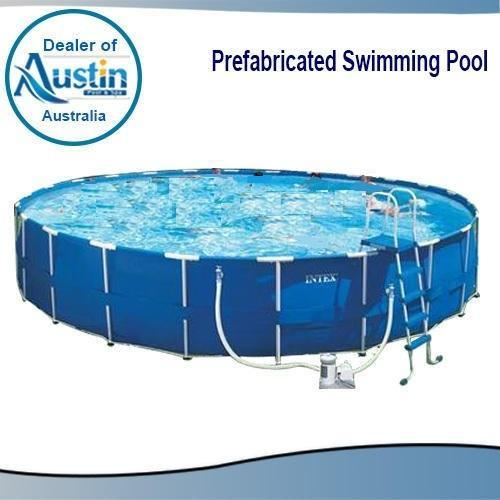 Pre Fabricated Pool - Portable Swimming Pool Manufacturer ...