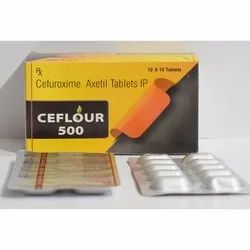 Cefuroxime Axetil 500mg Tablet