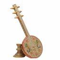 Handcrafted Marble Veena