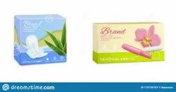 Sanitary Packaging Boxes