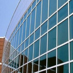 Structural Glazing Toughened Glass