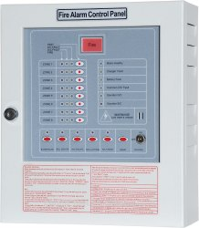 karsan wireless Fire Alarm Control Panel
