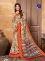 Work Saree Shangrila Collection Kanjivaram Silk Multicolor Saree- 2389