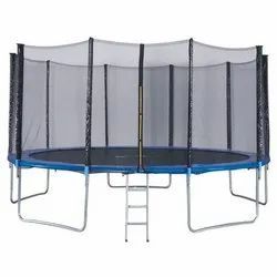 16 Ft. GSD Encl. Trampoline With Ladder