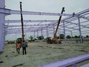 PEB Structure Fabrication Work