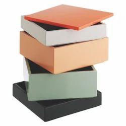 Colored Carton Box