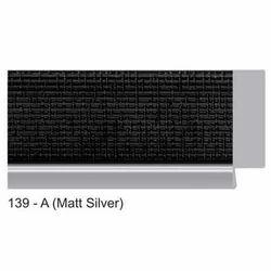 139-A Series Matt Silver Photo Frame Molding