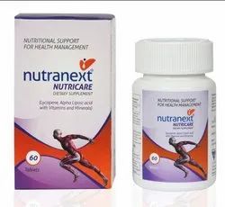 Nutranexts Nutricare Formula Is a Perfect Blend Of Vitamins, Minerals And Antioxidants For Health Mg
