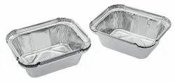 Paramount 250ml Disposable Aluminium Foil Food Container