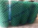 Galvanized and PVC Coated Chain Link Netting