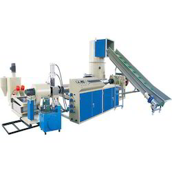 Plastic Waste Management Recycling Machine