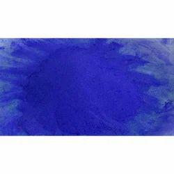 Blue Rangoli Color