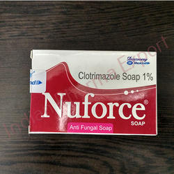 Clotrimazole Soap
