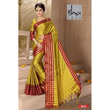 Printed Party wear Trendy Saree, With Blouse Piece