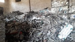 Alimunium Silver Loose Aluminium Scrap