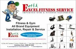 Treadmill Repair & Service