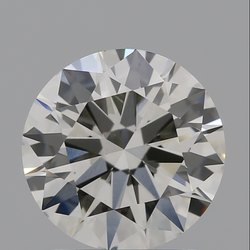 1.58ct IGI Certified Diamond CVD I VS1 Round Brilliant Cut Type2A