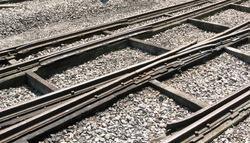 Railway Steel Channel Sleepers