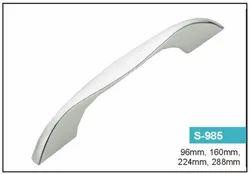 S-985 Zinc Cabinet Handle