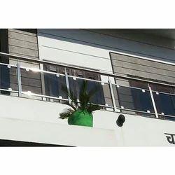 Glass Balcony Railing
