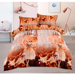 Amazing Printed Cotton Bedsheet