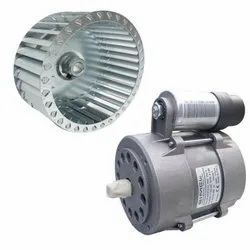 Ecoflam Burner Motors and Blower Wheels