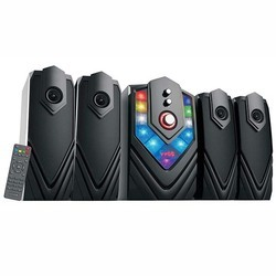 4.1 Channel Multimedia Speakers (Black)