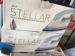 Syska Dry Cloth Iron