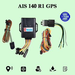 RTO Approved AIS 140 GPS With Panic Button