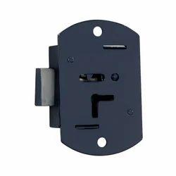 Stark Iron Bhatia Lock Mini 65 MM, Enamel Coated