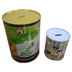 Printed Tin Container