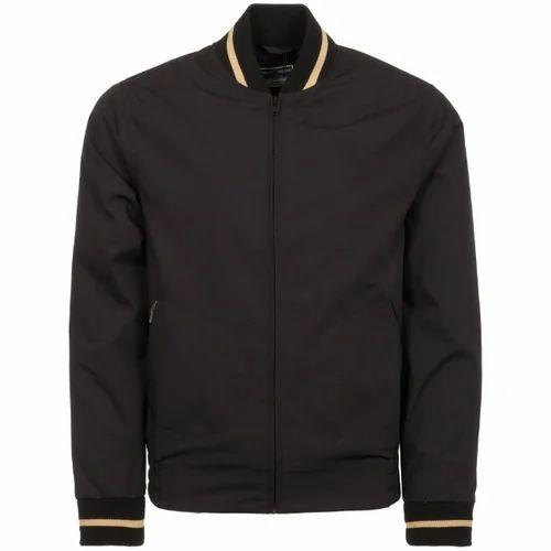 dfca8df14e5 Custom Color Cotton   Polyester Men Bomber Jacket Manufacturer