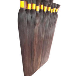 Brown Straight Human Remy Hair