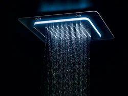 6x6 LED Overhead Shower