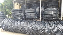 40 MM PN 8 PE 100 HDPE Pipes