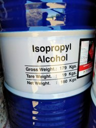 Isopropyl Alcohol, >99%, 200 litre drum, for fragrance industry