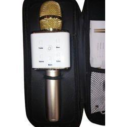 Q7 Portable Karaoke Microphone