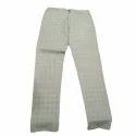 Mens Casual Cotton Lycra Pant
