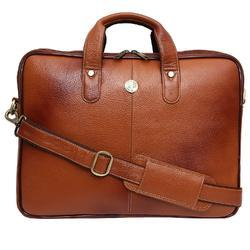 Ladies Laptop Leather Bag