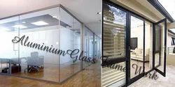 ALUMINUM GLASS WORK