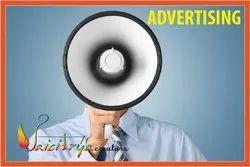 Advertising, in Pan India, Offline & Online