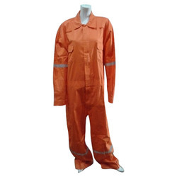 Polyester Unisex Fire Safety Coverall