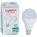 220 V To 240 V Larica 5 Watt Led Bulb