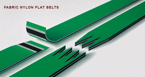 Fabric Nylon Flat Belts