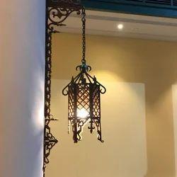 MIEPL LED Cast Iron Decorative Light