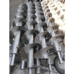 Mild Steel Screw Conveyor Pipe