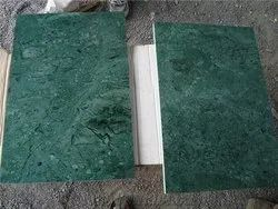 Dark Green Marble Tile