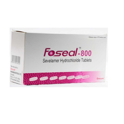 Sevelamer Hydrochloride Tablets, Packaging Type: Strips
