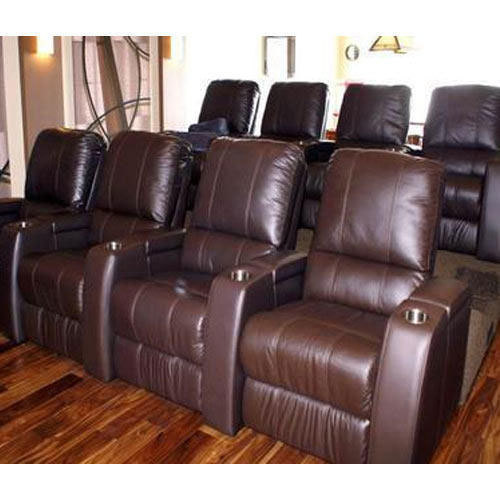 Sky Recliners Brown Pearl Home Theater